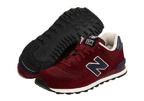 Bordo New Balance Ayakkabı Modelleri