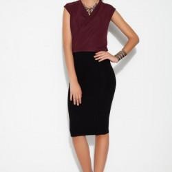 Klasik 2015 Siyah Etek Modelleri