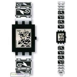 Siyah Swatch Saat Modelleri