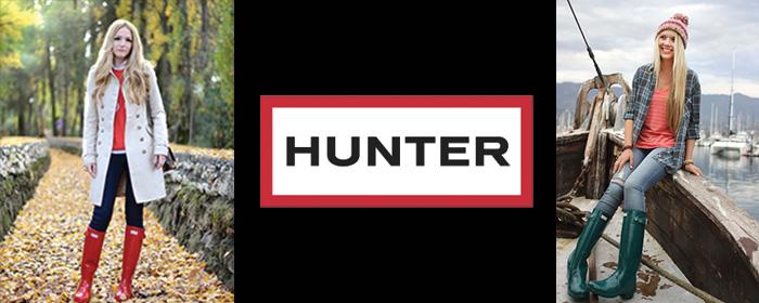 Yeni Hunter Çizme Koleksiyonu