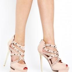Zarif 2014 Taşlı Ayakkabı Modelleri