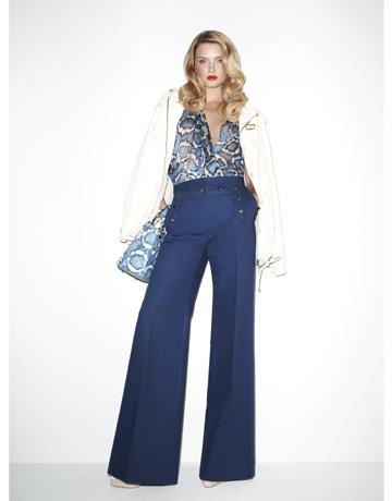 Zarif 2015 Yüksek Bel Pantolon Modelleri