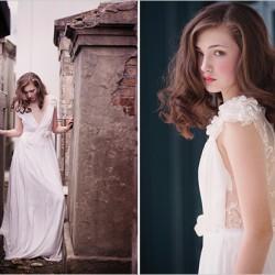 2014 Sarah Seven Gelinlik Modelleri