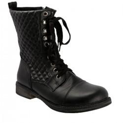 Bağcıklı Skechers Çizme Modelleri