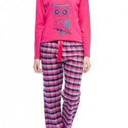 Fuşya Yeni Pijama Modelleri