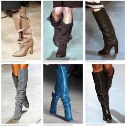 Kışlık Çizme Modelleri