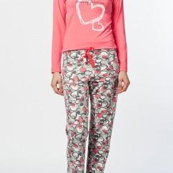 Nar Çiçeği Yeni Pijama Modelleri