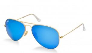 Renkli Cam Ray-Ban Güneş Gözlüğü Modelleri