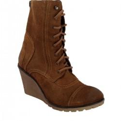 Süet Skechers Çizme Modelleri