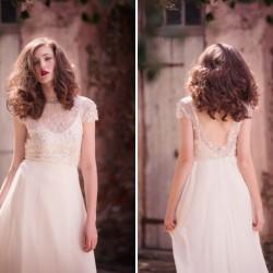Sade 2014 Sarah Seven Gelinlik Modelleri