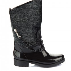 Siyah Çizme Yeni Sezon Çizme ve Bot Modelleri