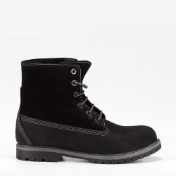 Siyah Bot Hotiç Ayakkabı Modelleri