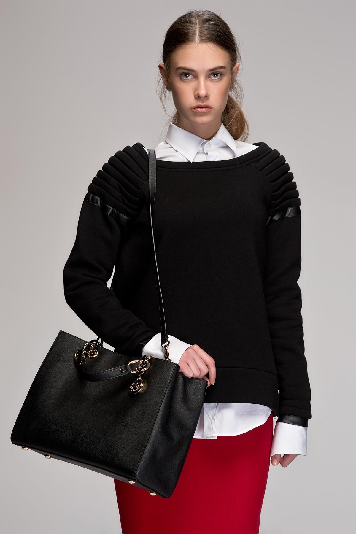 Siyah Michael Kors Çanta Modelleri
