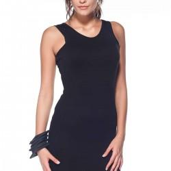 Siyah Mini Elbise Şık Kombin Türleri