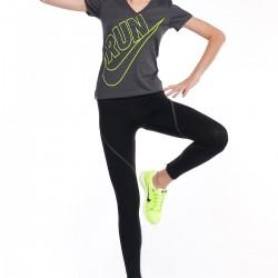 Siyah Nike Tayt Modelleri