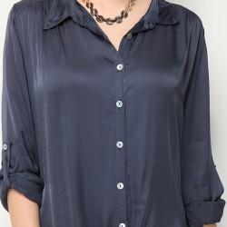Yeni İpek Bluz Modelleri,