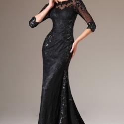 2014 Dantelli Abiye Modelleri