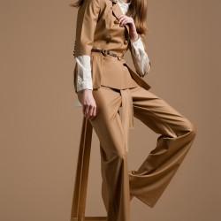 Camel Pantolon Yeni Sezon Versace Modelleri