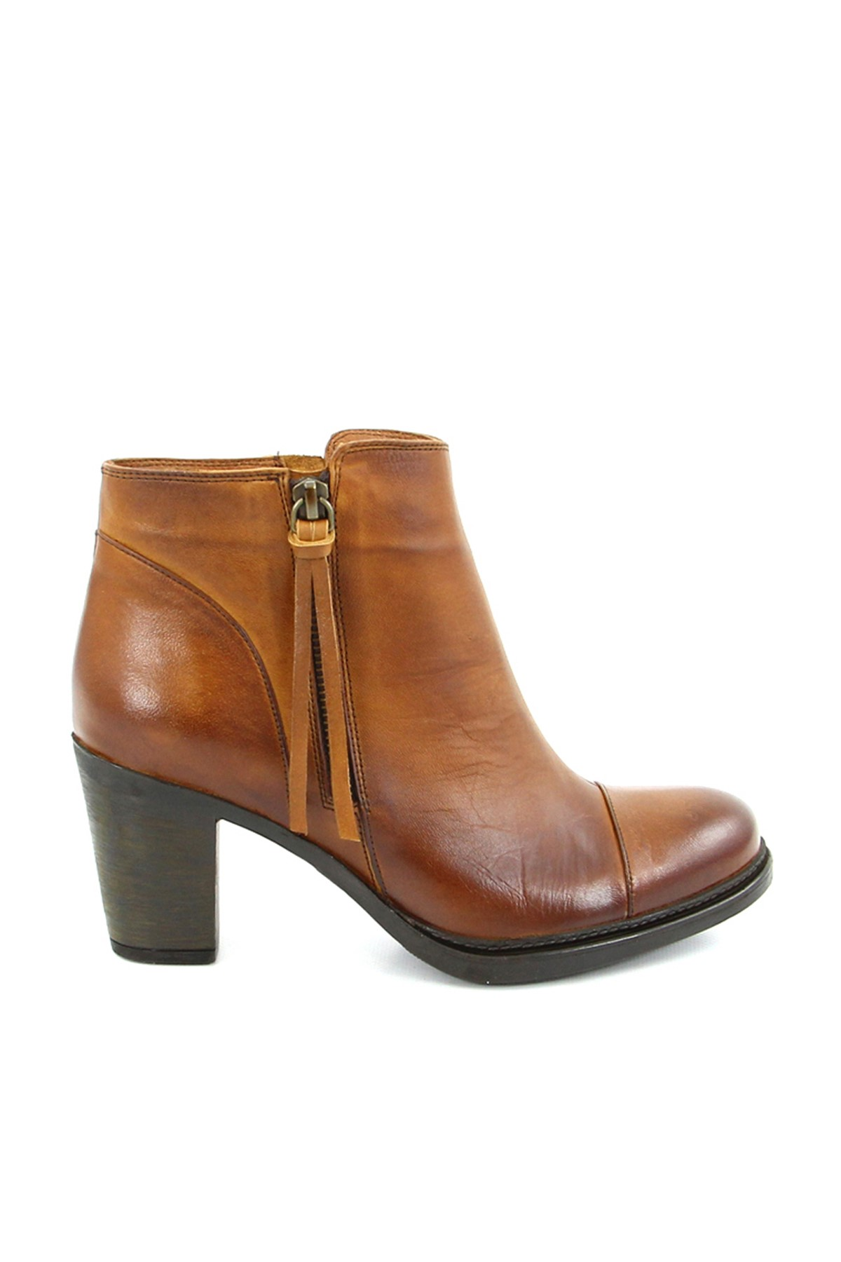 Deri Taba GÖN Ayakkabı Modelleri