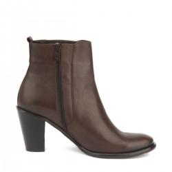 Kahverengi Bot Beta Ayakkabı Modelleri