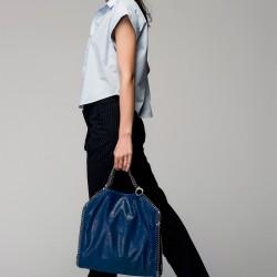 Koyu Mavi Stella McCartney Çanta Modelleri