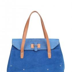 Mavi Hotiç Çanta Modelleri