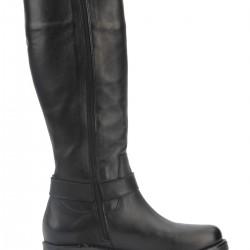 Siyah Çizme Beta Ayakkabı Modelleri