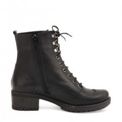 Siyah Bot Beta Ayakkabı Modelleri