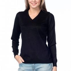 V Yaka Siyah Karaca Kazak Modelleri