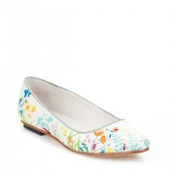 Çiçekli Babet 2015 Camper Ayakkabı Modelleri