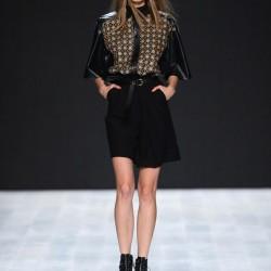 İşlemeli Elbise Lug Von Siga 2015 İlkbahar-Yaz Modelleri