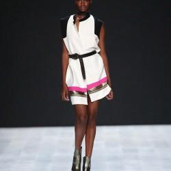 Beyaz Elbise Lug Von Siga 2015 İlkbahar-Yaz Modelleri