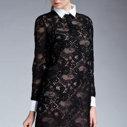 Dantelli Elbise 2015 İpekyol Modelleri