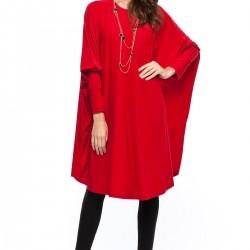 Kırmızı Tunik 2015 Vania Camelia Modelleri