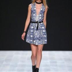 Kısa Elbise Lug Von Siga 2015 İlkbahar-Yaz Modelleri