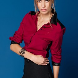 Mürdüm Gömlek 2015 Pitti Modelleri