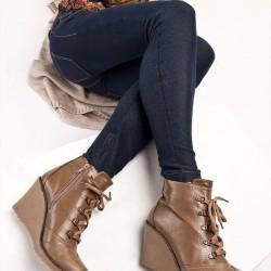 Pembe Potin 2015 Ayakkabı Modelleri