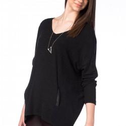 Siyah 2015 Bluz Modelleri