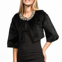 Siyah Ceket İroni Yeni Sezon Modelleri