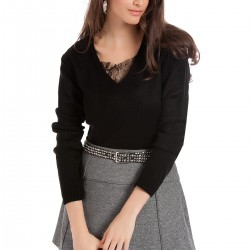 Siyah Kazak Perrylook 2015 Modelleri