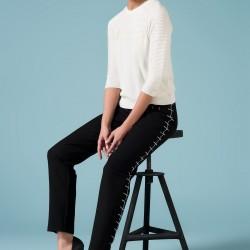 Siyah Pantolon Şık 2015 adL Modelleri