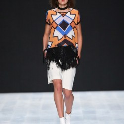 Zarif Bluz Lug Von Siga 2015 İlkbahar-Yaz Modelleri