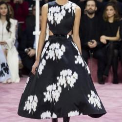 Zarif Elbise Christian Dior 2015 İlkbahar-Yaz Modelleri