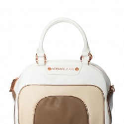 Beyaz 2015 Versace Çanta Modelleri