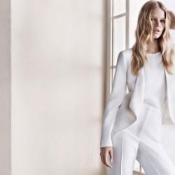 Beyaz Takım Mango 2015 İlkbahar Modelleri