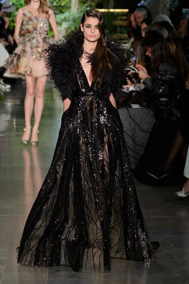 Elie Saab 2015 İlkbahar - Yaz Haute Couture Modelleri