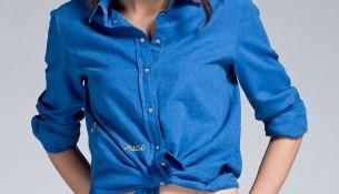 Mavi Gömlek Twist Yeni Sezon Modelleri