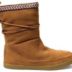 Süet Bot Toms 2015 Ayakkabı Modelleri
