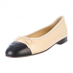 Deri Babet Chanel Çanta ve Ayakkabı Modelleri