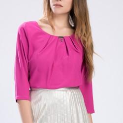Fuşya Setre 2015 Bluz Modelleri